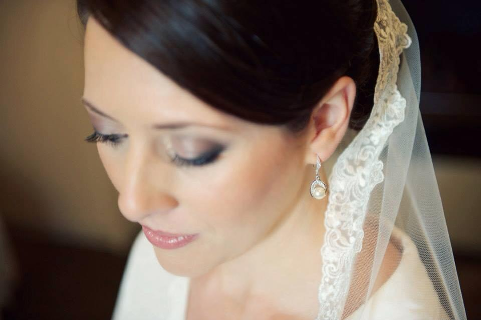 Wedding Day Makeup & Hair