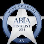 aust bridal industry awards makeup artist finalist 2014