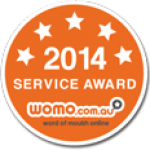 womo review service award 2014