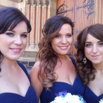Wedding Makeup & Hair by Adelaide mobile hair and makeup artist Make-Overs Australia