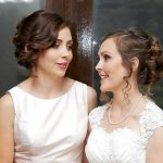wedding hair and make-up by Adelaide mobile hair and makeup artist Make-Overs Australia