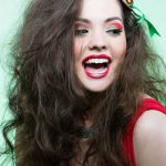 Christmas hair and makeup by Adelaide mobile hair and makeup artist Make-Overs Australia