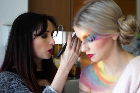tallora professional makeup artist