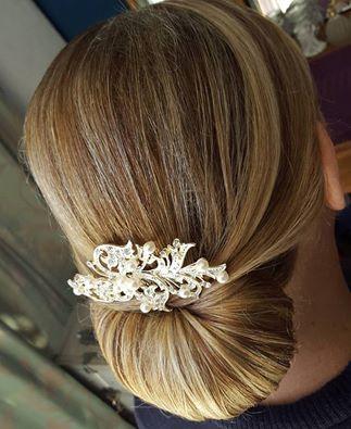 wedding hair styles - Classic Chignon